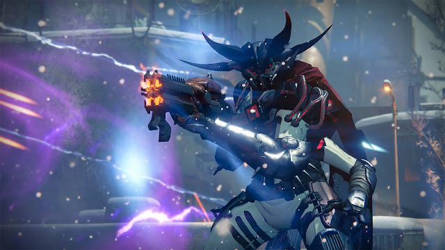 Destiny: Rise of Iron Might See the Return of Old Raids and.. EXP Booster Packs?