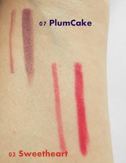 essence plum cake