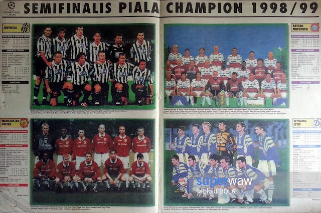 Semifinalis Piala Champion