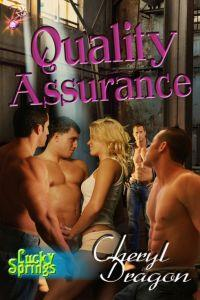 Quality Assurance by Cheryl Dragon