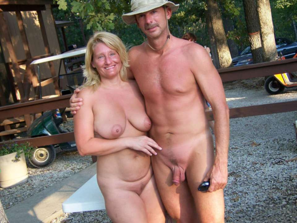 mature naked couple