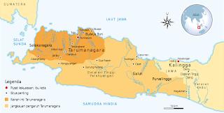 Sejarah Kerajaan Tarumanegara Lengkap