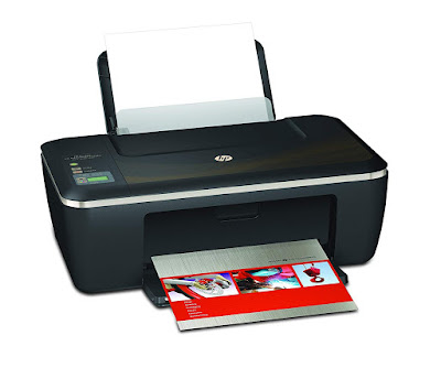 Outstanding impress character y'all tin flame count on HP Deskjet 2520hc Driver Downloads