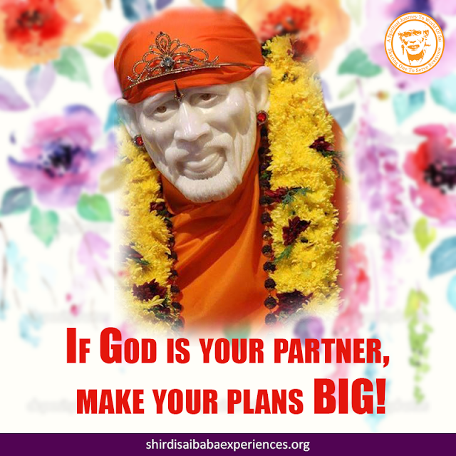 Prayer For A Solution - Anonymous Sai Devotee