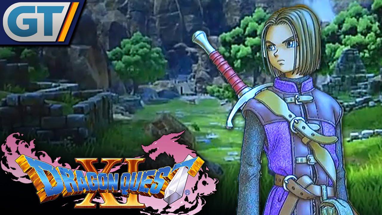 Dragon Quest Xi Wallpaper: Dragon Quest XI Review & Gameplay