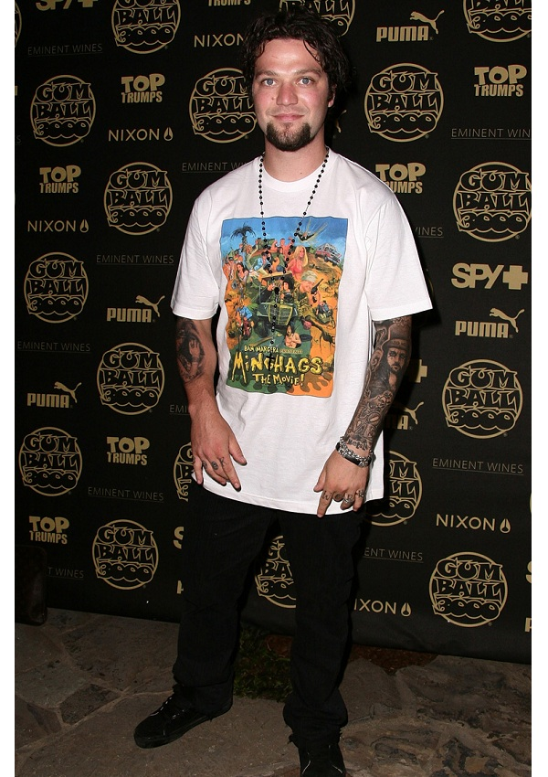 How tall is bam margera