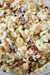 Jalapeño Popper Macaroni Salad: Savory Sweet and Satisfying