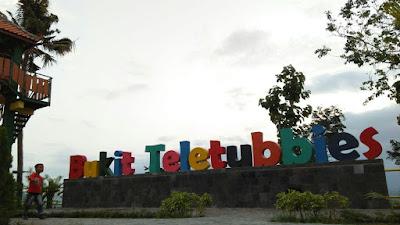 lokasi Bukit Teletubbies Prambanan Jogja