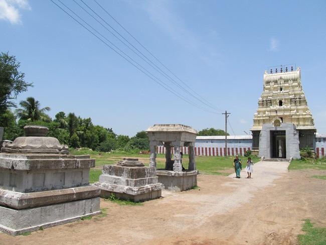 Sri Vyagrapureeswarar Temple, Thirupulivanam
