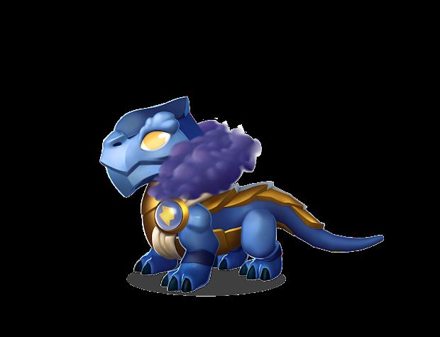 Drag De Zeus Dragon Mania Legends - Year of Clean Water