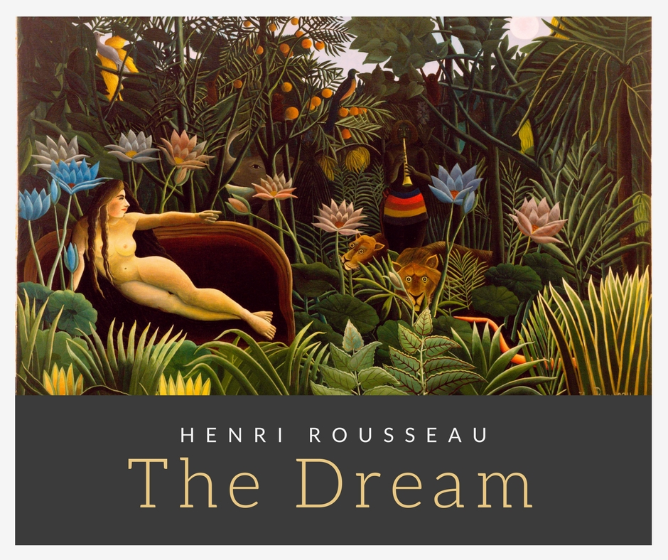 rousseau analysis Important art by henri rousseau with artwork analysis of achievement and overall contribution to the arts.