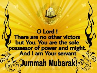 Jummah messages with quran
