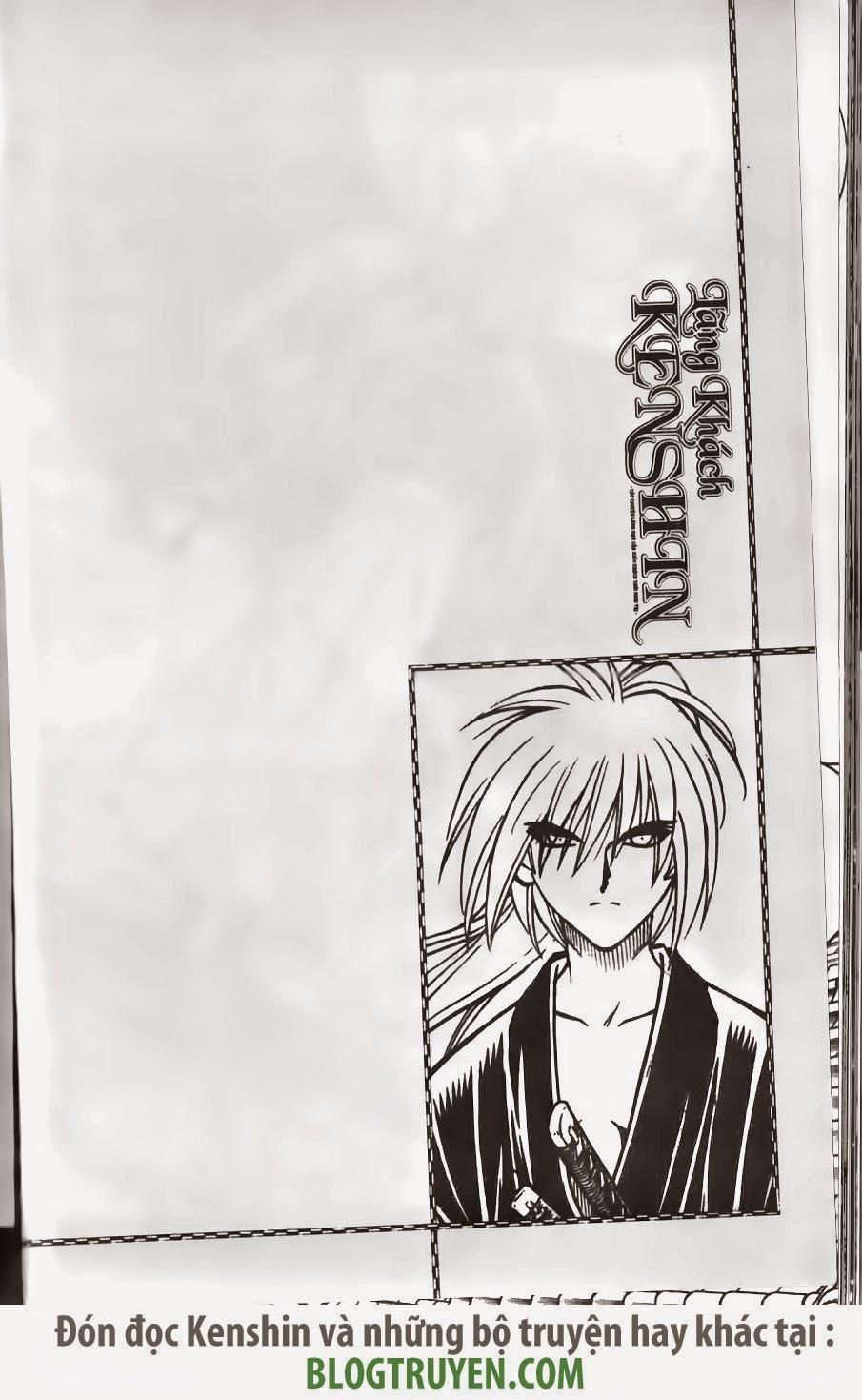 Rurouni Kenshin chap 165 trang 20