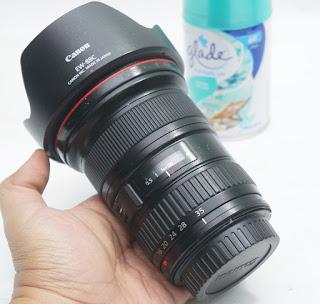 Jual Lensa Canon 16-35mm f2.8 II USM