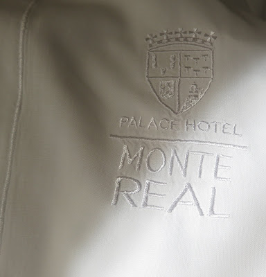Palace Hotel Termas and SPA Monte Real