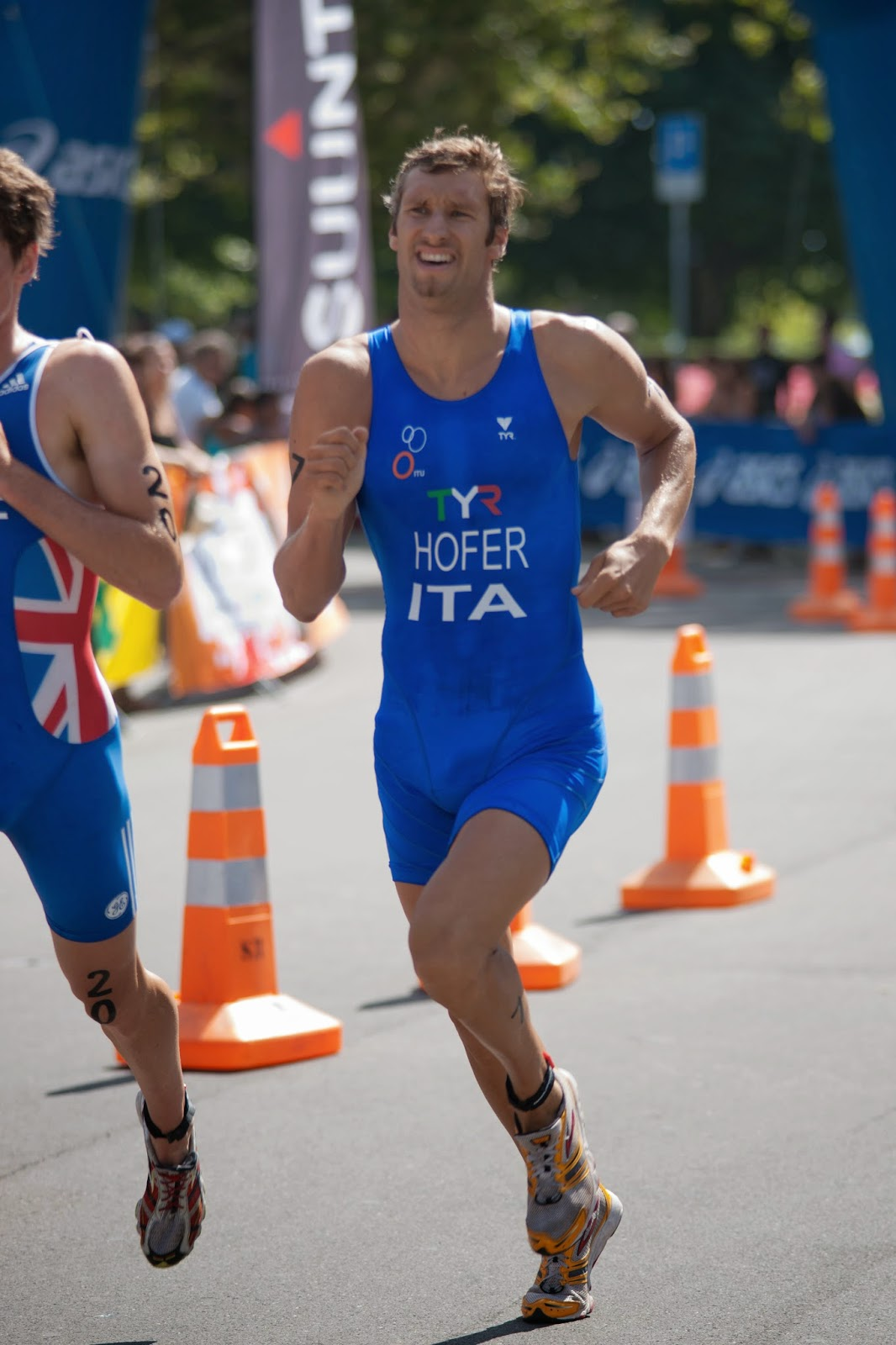 Male Athletes World: Triathlon: Thai triathlete Wongkhan