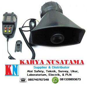 Jual Sirine Toa Patwal 80 Watt  7 Jenis Suara + Mic di Surabaya