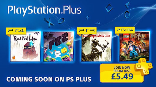 PS+ Content for August in Europe