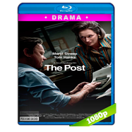 The Post: Los oscuros secretos del Pentágono (2017) BRRip 1080p Audio Dual Latino-Ingles