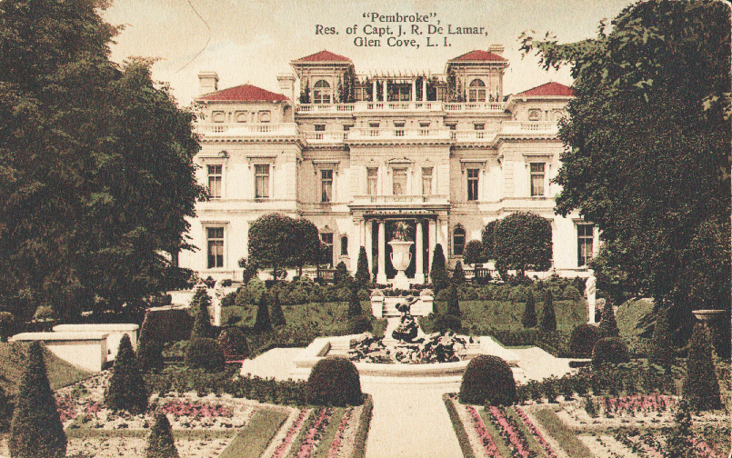 Mansions Of The Gilded Age October 2011