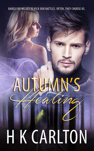 Autumn's Healing cover
