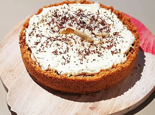 Resep Banoffee Pie Spesial