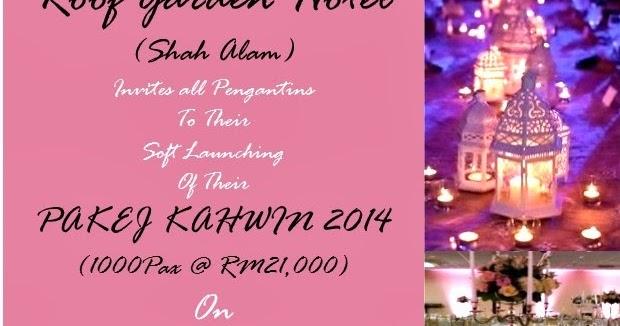 Dewan Shah Alam Dewan Idcc Pakej Kahwin 2016 Pakej
