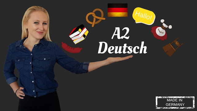German A2 – Your key to Germany