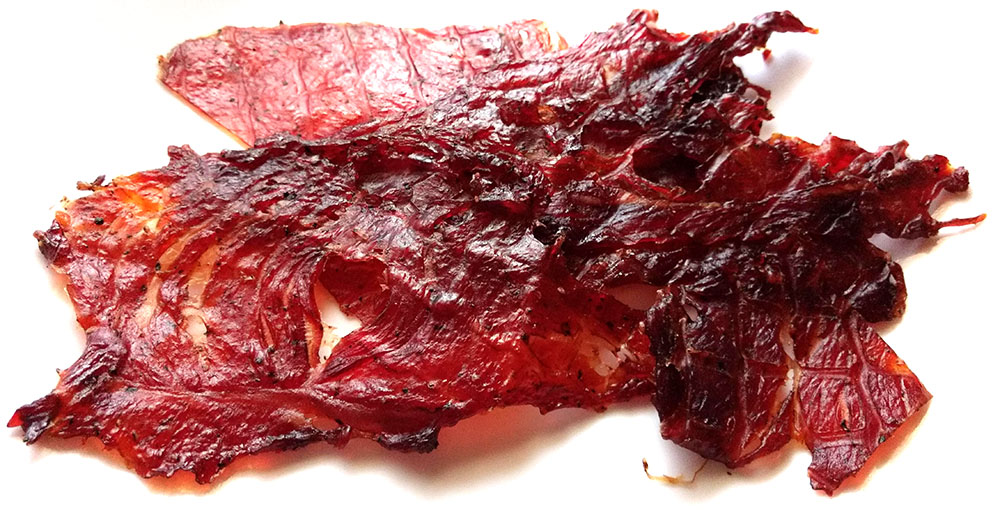 how to make sweet beef jerky