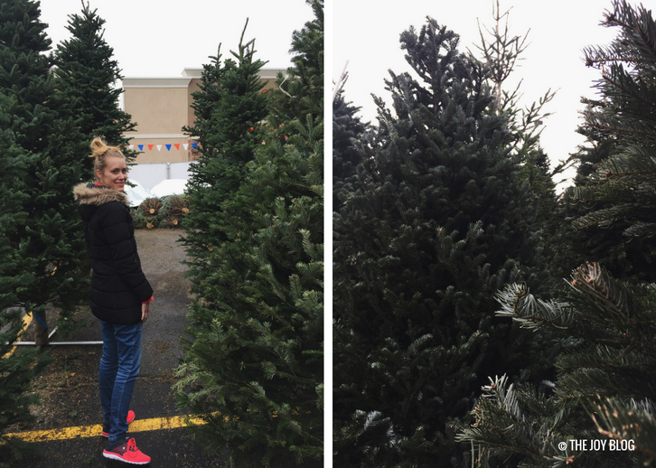Kitsch & Christmas Trees // WWW.THEJOYBLOG.NET