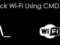 Cara Membobol Wifi Yang Belum Terkoneksi Dengan CMD
