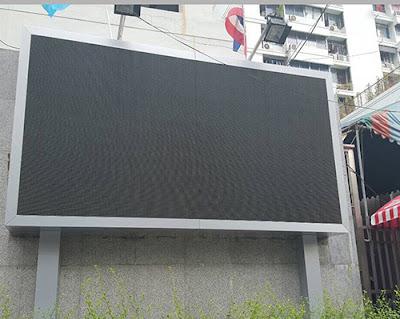 Công ty cung cấp lắp đặt màn hình led tại tỉnh hòa bình