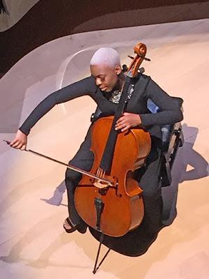 Classical-Scene.com: Ifetayo Ali Takes Boston!