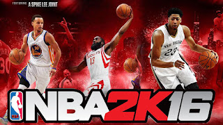 NBA 2K16 PC Game
