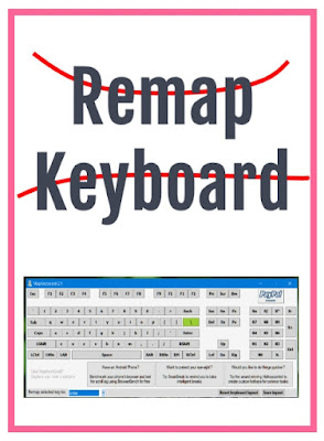 Remap Keyboard