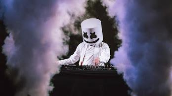 DJ Marshmello, 4K, #4.679