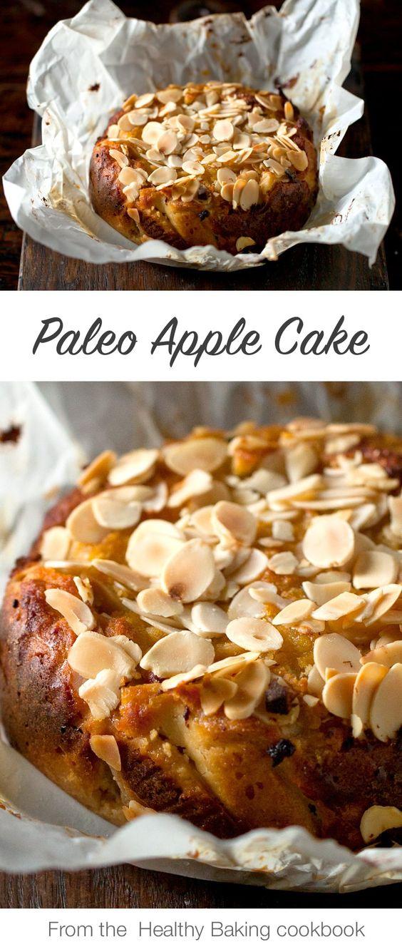 Delicious Paleo Apple Cake – Guest Recipe #dessert #paleo #apple #cake