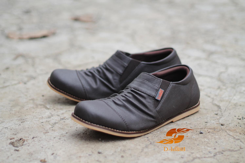 Sepatu Unik Wrinkle D-Island Shoes High Quality 5b6358f41a