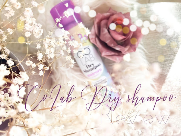 REVIEW :: CoLab Dry shampoo