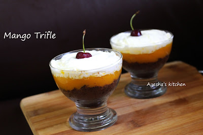 trifle recipes mango custard lime recipes cake dessert quick cheese cake fruit trifle pudding poke pudding strawberry cream chocolate cake black forest cake