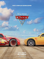 Cars 3 Movie Poster 4