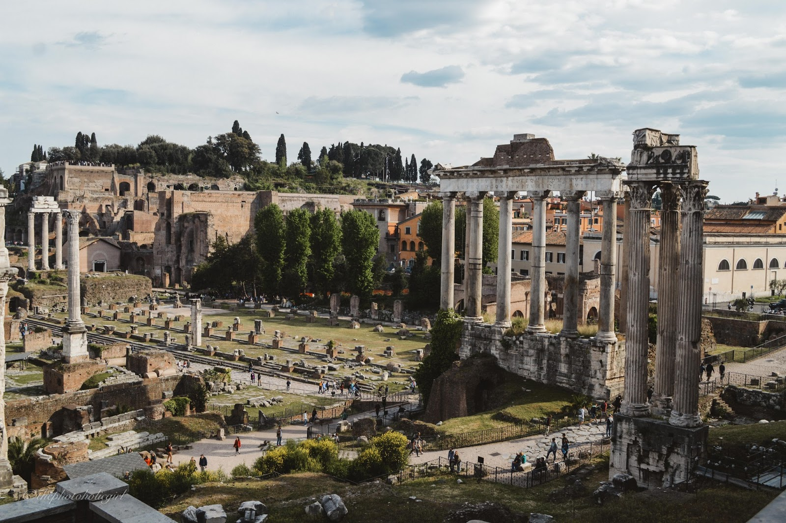 Travel Roma Fori Imperiali The Photoholic Girl
