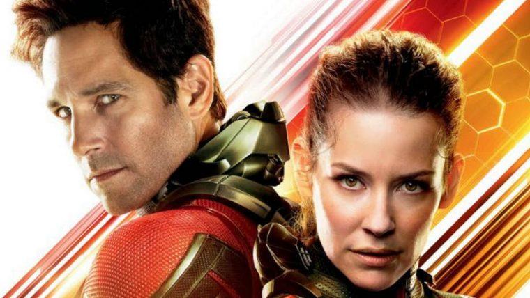 Homem-Formiga e a Vespa | Heróis estão uniformizados em novo pôster internacional. - Notícias, Cinema, Portal SPY