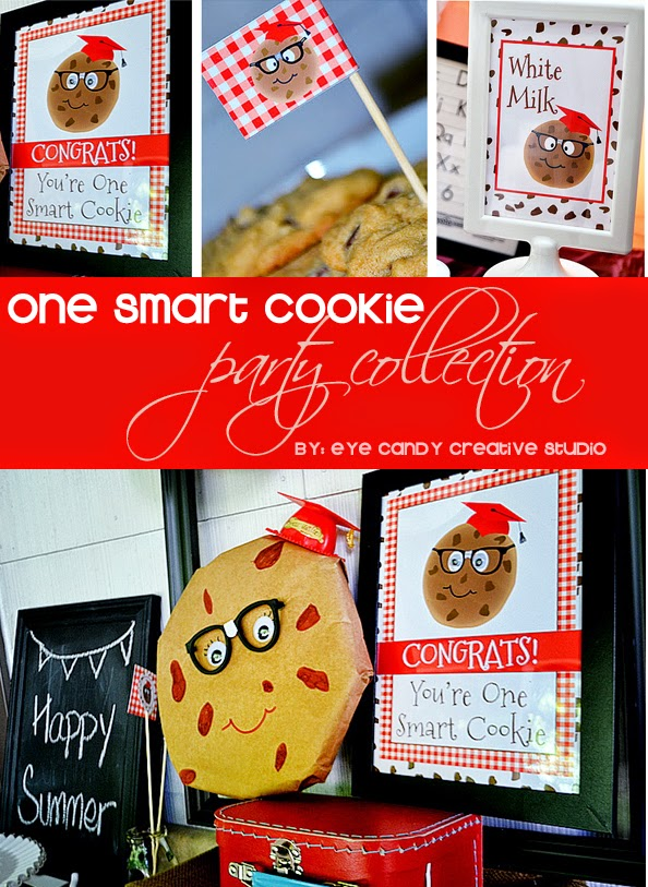 milk & cookies party, red gingham, chocolate chip cookies, back to school