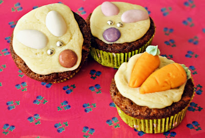 Apfel Rüebli Muffins mit Dinkelmehl