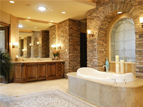 . Beautiful Bath room decor design   Dream Interior Decor