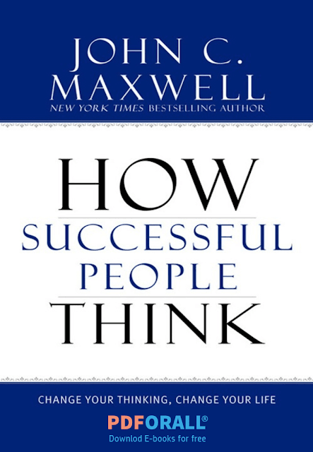 How Successful People Think PDF for free