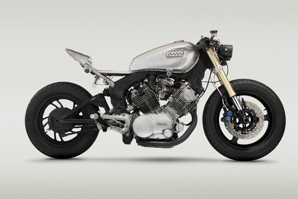 Cafe Racer Yamaha Xv