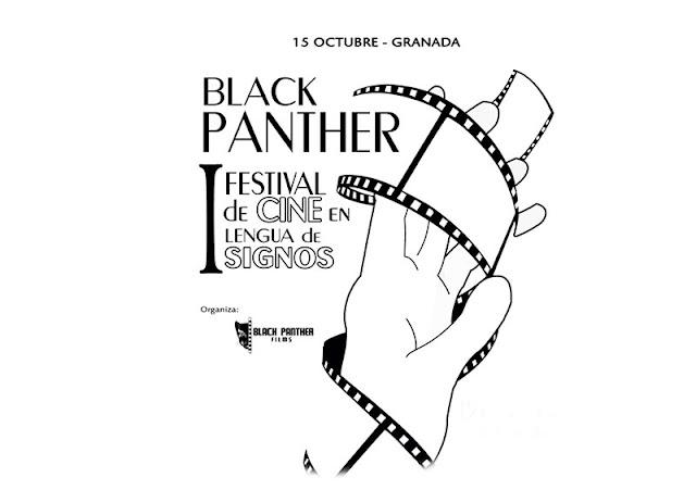 Black Panther. Primer festival de cine en lengua de signos