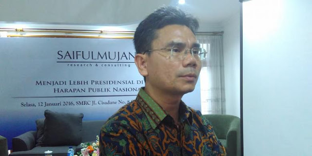 Kasus Hoaks Ratna Sarumpaet Dinilai Tak Otomatis Untungkan Jokowi